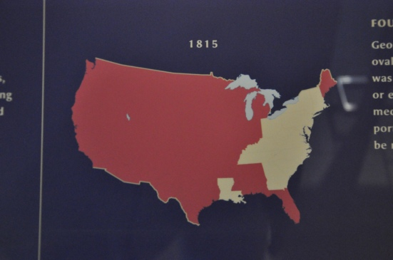 Mapa dos indios nos EUA 2