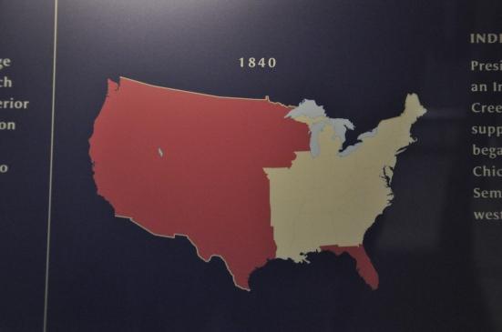 Mapa dos indios nos EUA 3