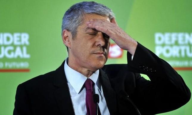 José Sócrates, ex-primeiro ministro de Portugal